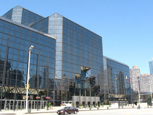 Jacob K Javits convention center