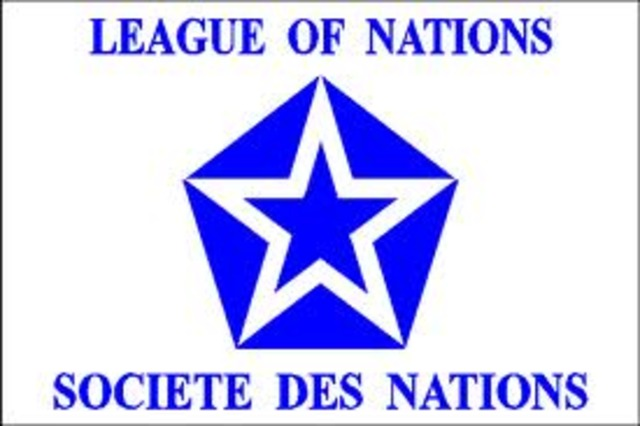 – League of Nations established