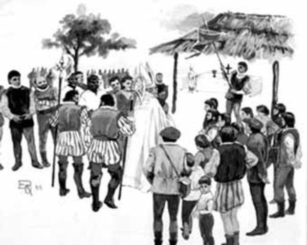 Primer censo hecho en Guatemala