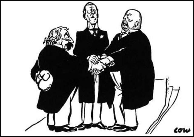 1925 – Locarno Pact