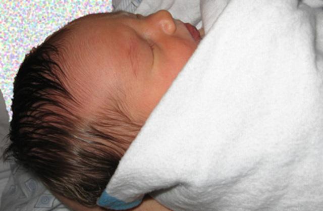 Nace mi hermanita