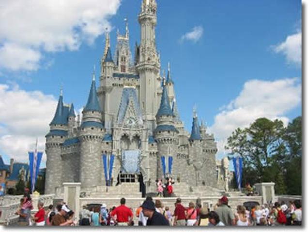 Vamos a Disney