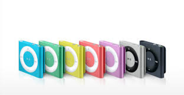 iPod and iTunes Created
