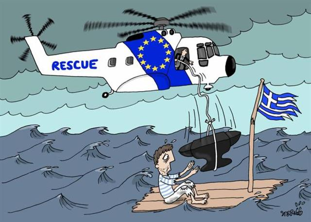 €110bn rescue package (Reuters)