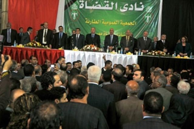 الزند يهاجم الرئاسة
