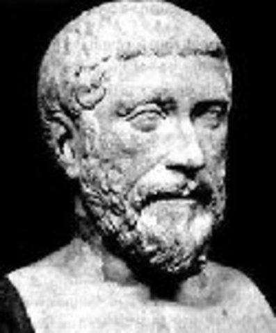 Pythagoras Born