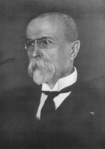 T.G.Masaryk prezidentem