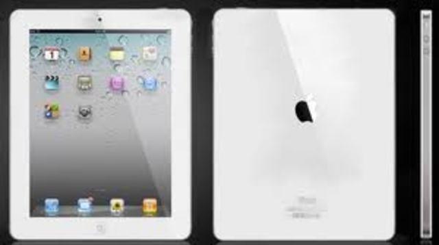 segunda generacion de ipad
