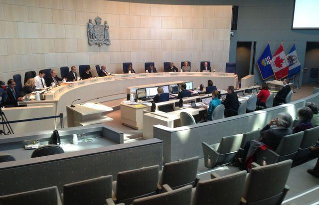 Elected City Councillor
