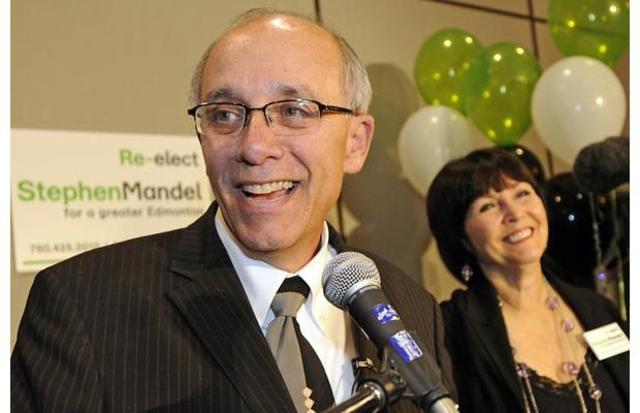 Wins mayor's seat