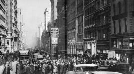 The Roaring Twenties: Politics of Boom and Bust -Timeline