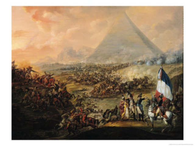 battle of pyramids