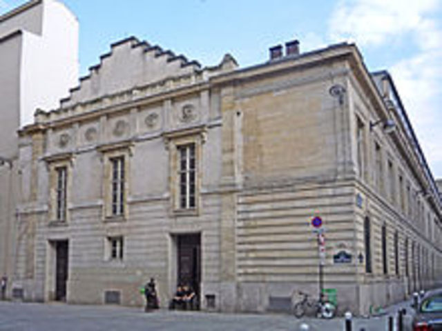 The Paris Conservatory of Music was founded.