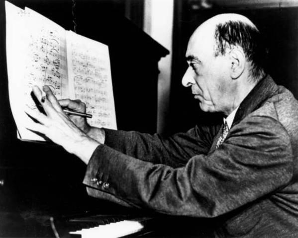 A. Schoenberg