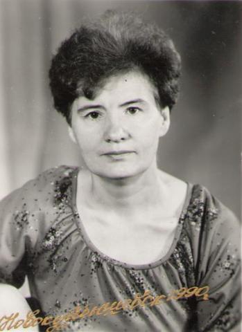 Заведующая Бурнаева Нина Николаевна