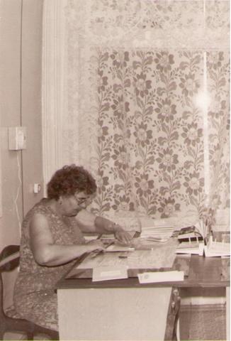 Старшая медсестра Горбунова Раиса Михайловна