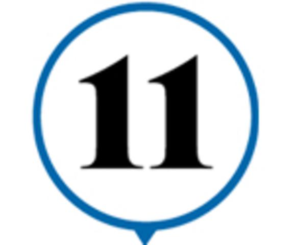 Se realizan una totalidad de 11 cursos.
