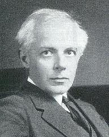 Bartok, Bela