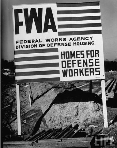 Federal Works Agency