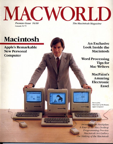 Introduces Macintosh