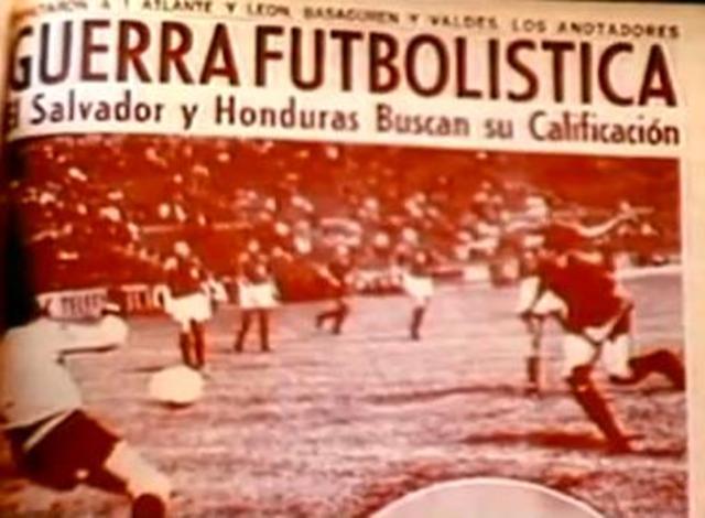 Guerra de Futbol