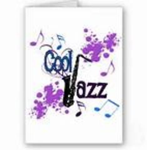 Cool jazz. Jazz fusión