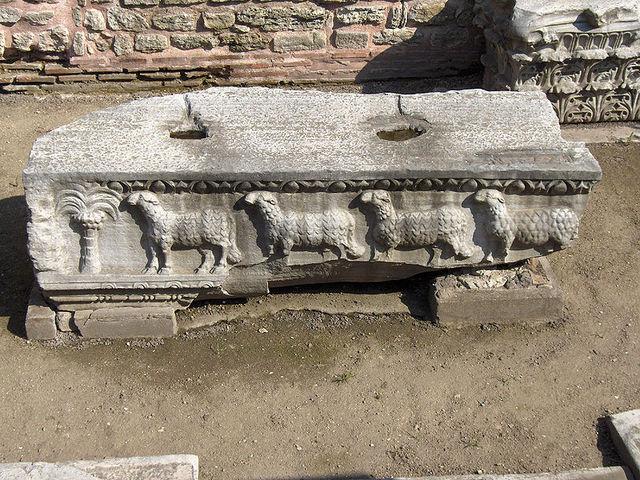 Theodosius' Church Burnt to the Ground