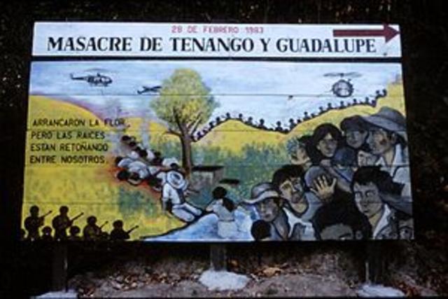Fin de la Guerra Civil en El Salvador