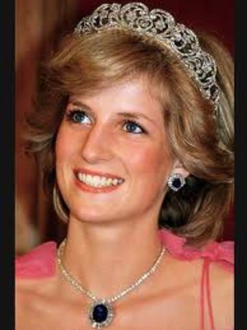 Muere la Princesa Diana