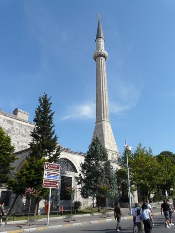 Minarets added