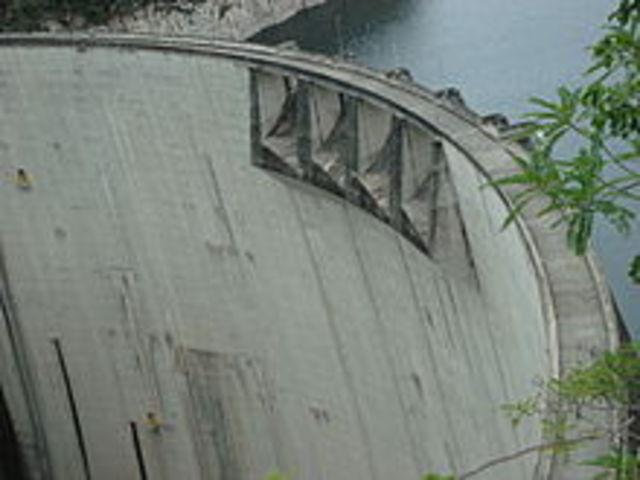 Represa El Cajon