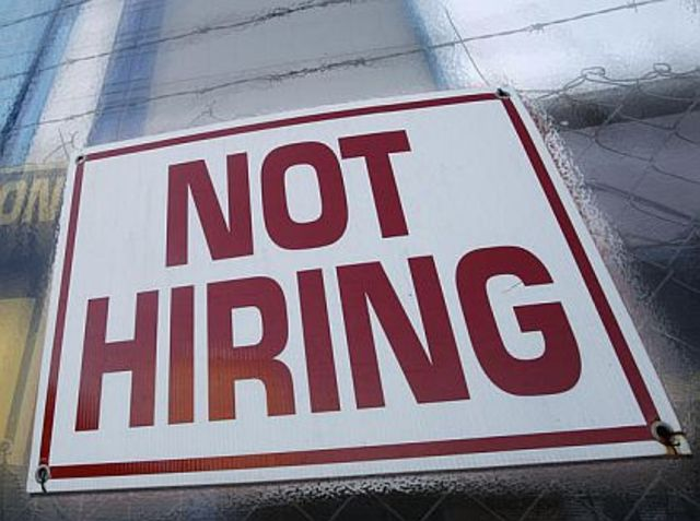 Unemployment Hits 25 Percent