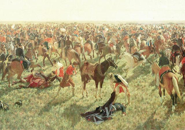 Batalla Independencia (Uruguay)