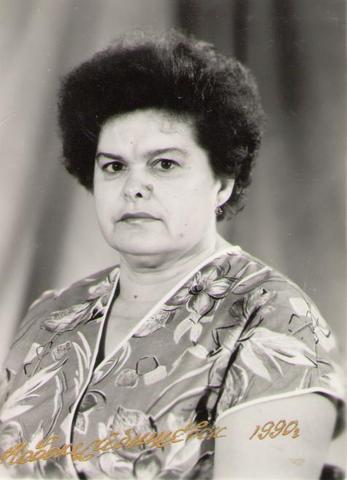 воспитатель Ярышева Нина Ивановна