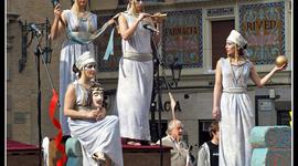epoca clasica grecolatina timeline