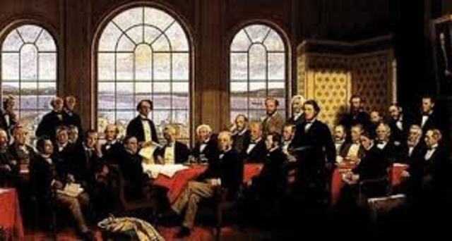 The Start of Confederation
