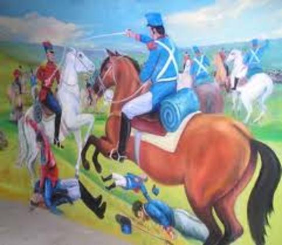 Batalla de Junin (Bolivia)