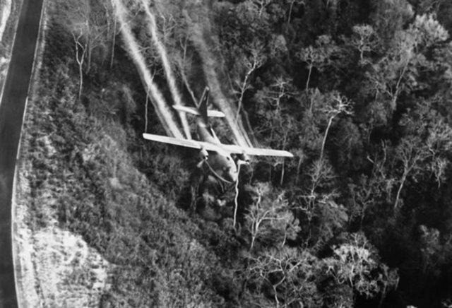 Invention of Agent Orange