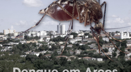 Surto de dengue em Arcos em 2009/10 timeline