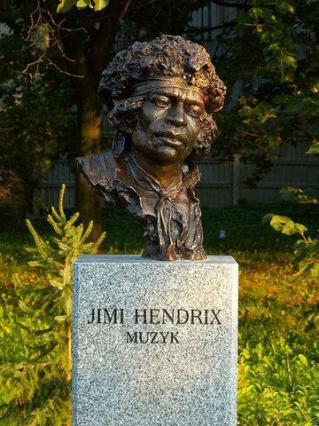 Jimi Hendrix's Death