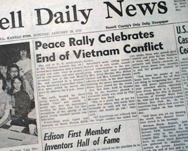 Vietnam war conflict essay