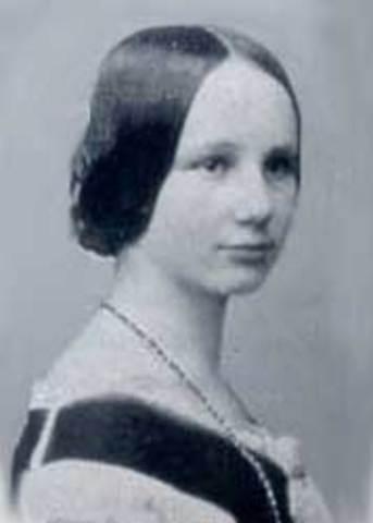 Augusta Ada Byron (Condesa de Lovelace)
