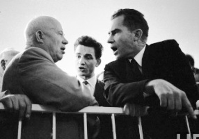 Nikita Khrushchev Major Events Contributing to Cold War ...