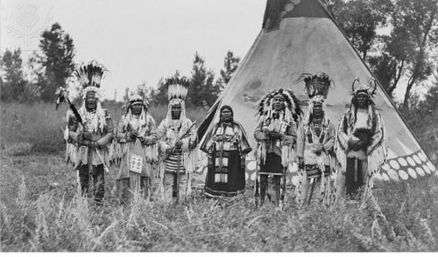 The Blackfoot Indian Tribe timeline   Timetoast timelines
