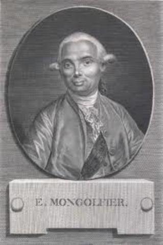 Jacques-Étienne Montgolfier's Death