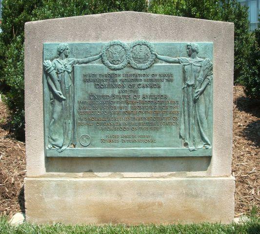 The Rush-Bargot Treaty