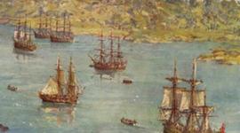 Ella's Colonial History Timeline