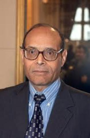Tunisia: Moncef Marzouki becomes President