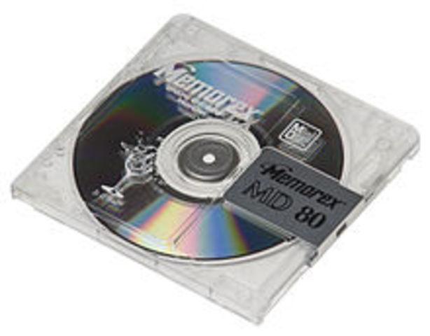Mini Disc