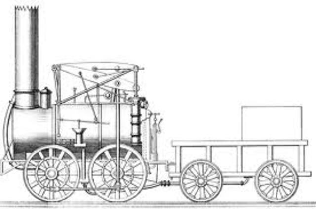 1st Steam Engine